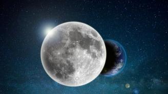 До минус 190° пада температурата на Луната нощем