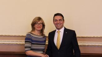 Министърът на външните работи на Македония: Борисов бе европейският лидер, който даде тласък на нашата евроатлантическа интеграция