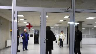 Охранители вече дежурят в Спешната помощ в Горна Оряховица