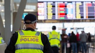 Полицията простреля мъж на летището в Бризбейн (видео)