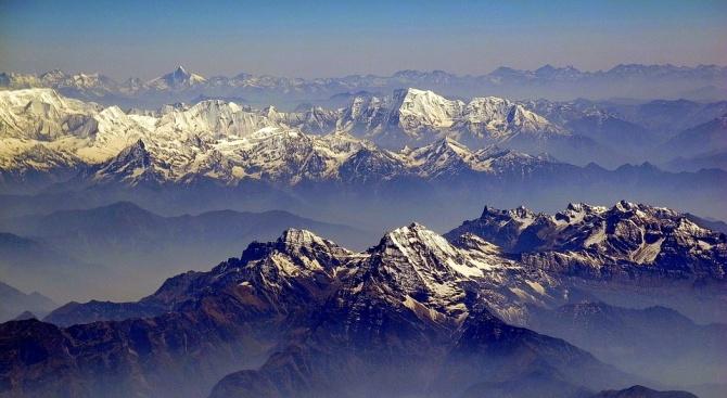 2/3 от леда на Хималаите може да изчезнат през нашия век