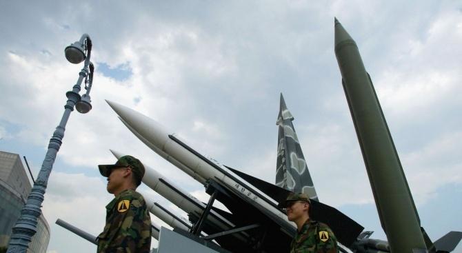 Снимка: Северна Корея не е спряла изпълнението на  ядрената и ракетната си програма, гласи доклад  на инспектори на ООН за санкциите