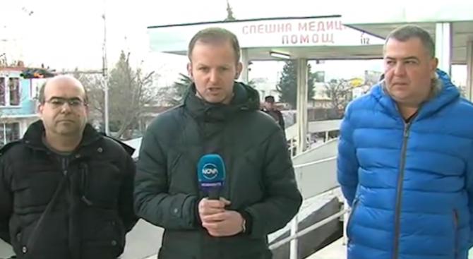 Битите фелдшер и шофьор на линейка в Петрич разказаха за инцидента