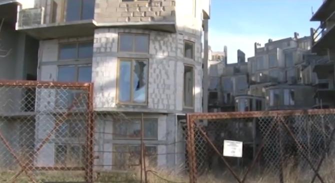 Милиони левове са погребани в изоставени бетонни останки край Царево