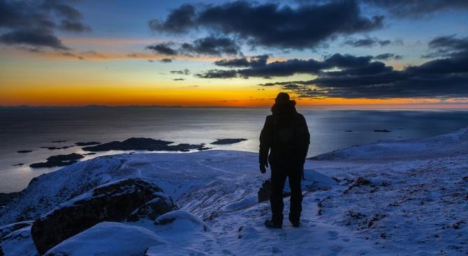 Норвежките арктически острови са застрашени от опустошително затопляне