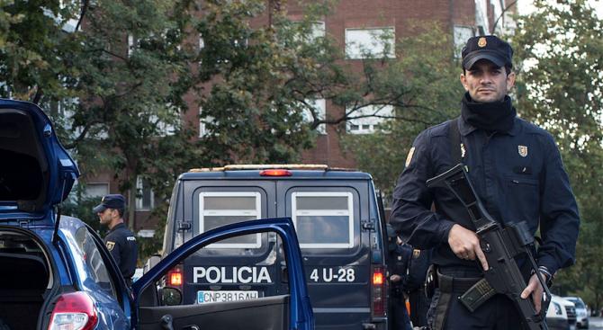 Испания разби мафиотски клан