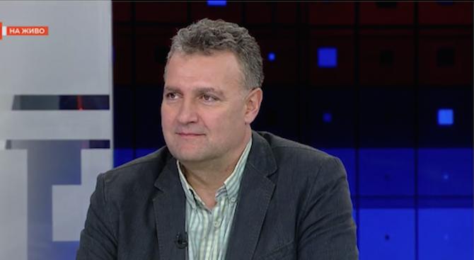 """Валентин Николов: Проектът """"Белене"""" има бъдеще"""