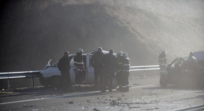 """Загиналият на """"Струма"""" - професионален шофьор и баща на две деца"""