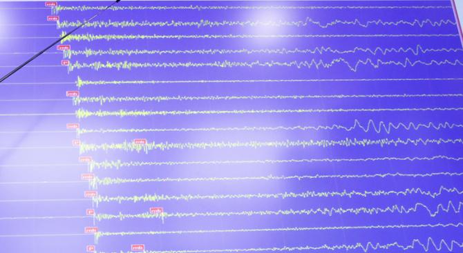 Земетресение люшна и Петрич