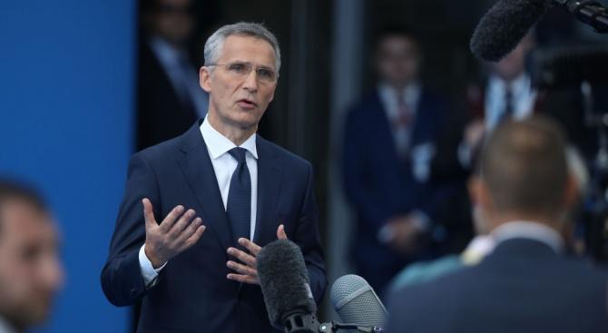 Столтенберг: НАТО иска да спаси Договора за ликвидиране на ракетите със среден и малък обсег