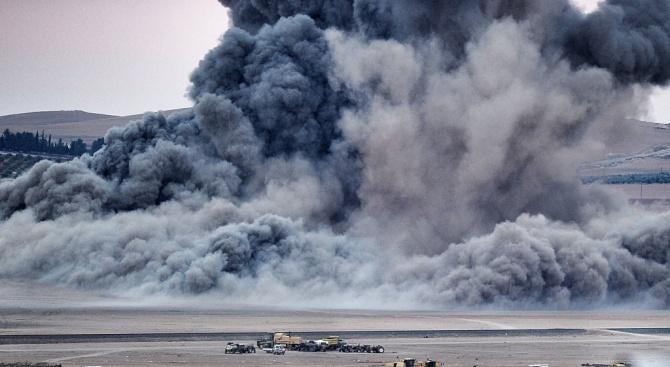 Франция нанесе нови въздушни  удари по колоната, влязла  в Чад от Либия