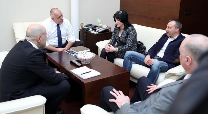 Борисов разпореди проверка във връзка със субсидиите за превоз на пътници в малките населените места
