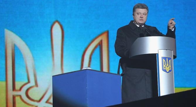 Петро Порошенко: Скопие разби балканските планове на Москва