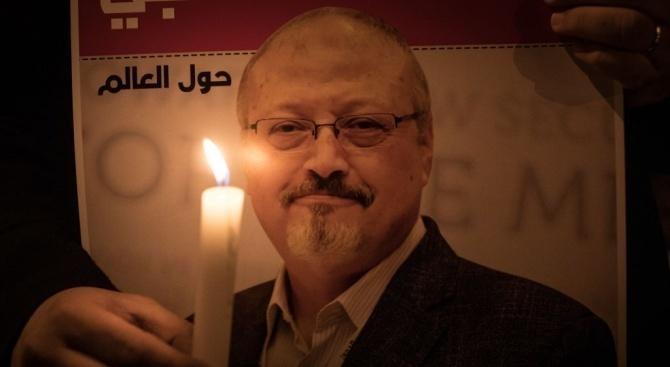 """Саудитският престолонаследник споменал думата """"куршум"""" в разговор, касаещ Хашоги"""