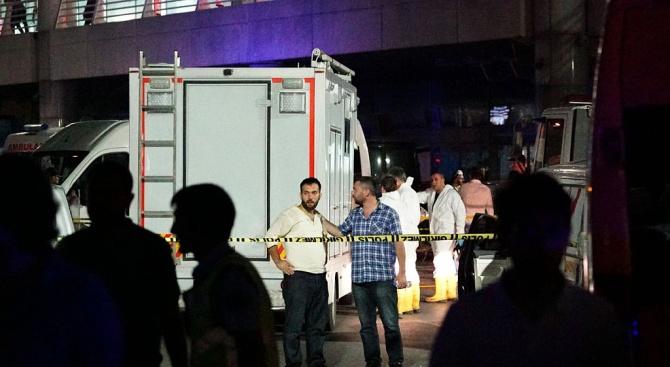 Истанбулският блок-ковчег продължава да сее смърт (обновена)