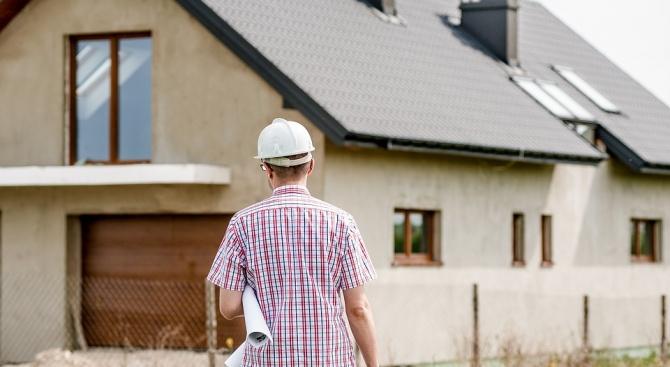 НСИ отчита спад на строителството за декември 2018 година