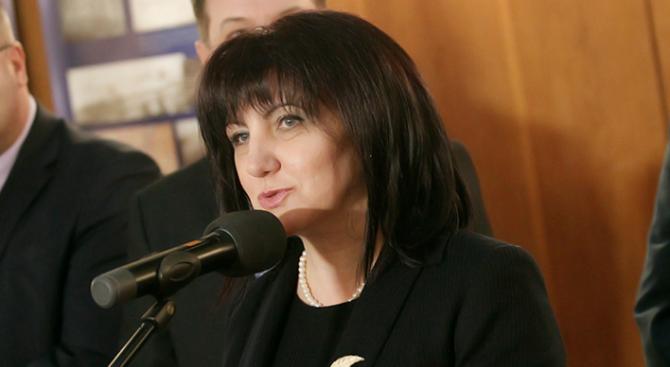 Председателят на Народното събрание Цвета Караянчева ще поздрави участниците в