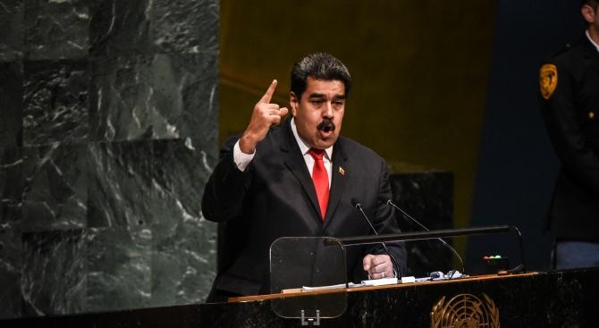 Николас Мадуро обвини впристрастност контактнатагрупа за Венецуела