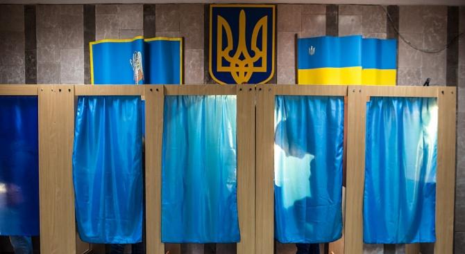 Рекордните 44 кандидатури сарегистрирани за президентскитеизбори в Украйна
