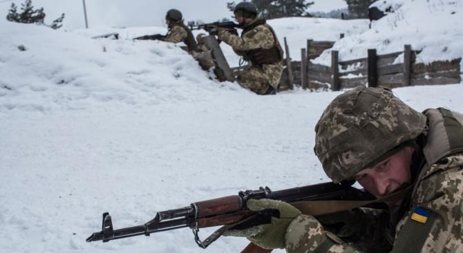 Петимаубитипрез последното денонощиев Украйна