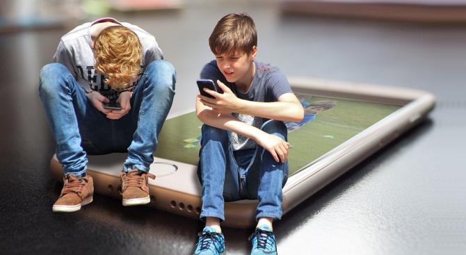 Опасно мобилно приложение набира популярност сред децата