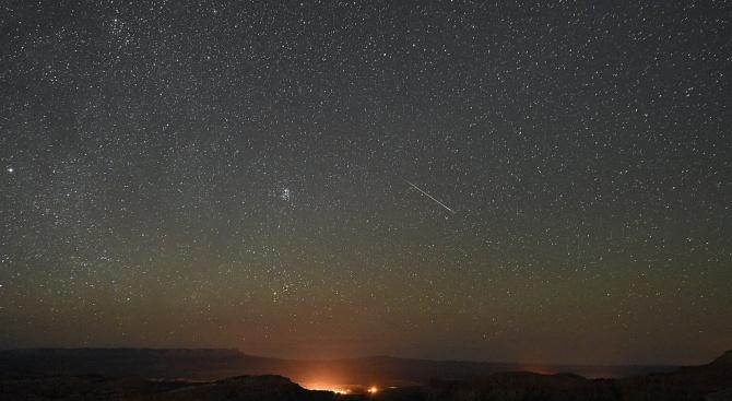Метеорит падна във Венецуела (видео+снимки)