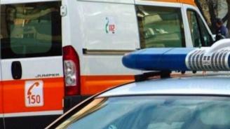 Откриха тялото на 57-годишен мъж в изгорял лек автомобил край Враца
