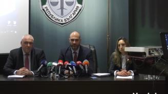 Свирепа банда, търгувала с незаконно оръжие, е разбита след акция на ГДБОП и прокуратурата (снимки+видео)
