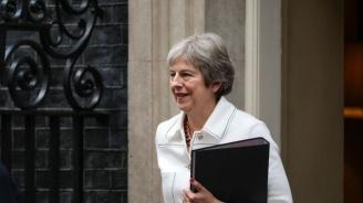 Тереза Мей е призовала бизнеслидерите да поискат от ЕС избягване на Брекзит без сделка