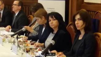 Теменужка Петкова представи пред посланиците от ЕС основните приоритети в развитието на българската енергетика