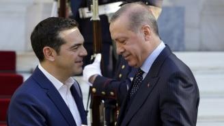 Гръцката опозиция: Ципрас ще клекне пред Ердоган