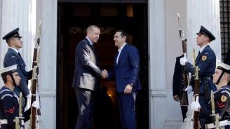 Ципрас в Анкара: Имаме исторически шанс (обновена)