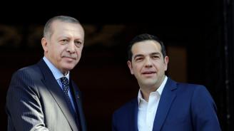 Ердоган предложи Турция и Гърция да изготвят пътна карта за разрешаване на двустранните проблеми