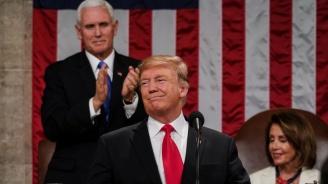 Тръмп: Трябва да отхвърлим политиките на отмъщения и ответни удари и да прегърнем общото благо