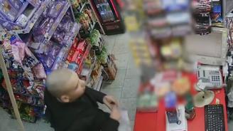Внимание! Рецедивист обира магазини във Видин (снимки)