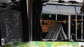 Два автобуса на градския транспорт в София са се сблъскали заради буйстващ пътник