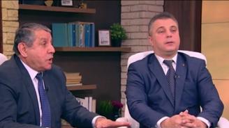 Хекимян се видя в чудо - Юлиан Ангелов и Бат Сали си спретнаха жесток скандал (видео)