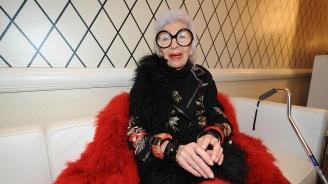Американка на 97 години стана модел (снимки)