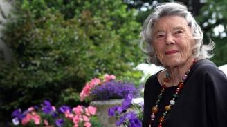 Почина популярната британска романистка Розамънд Пилчър