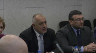 """Борисов слага край на """"бъркоча"""",  който чупи колите ни (видео+снимки)"""
