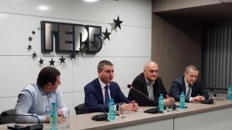 Младежите от ГЕРБ-София се срещнаха с министъра на финансите Владислав Горанов