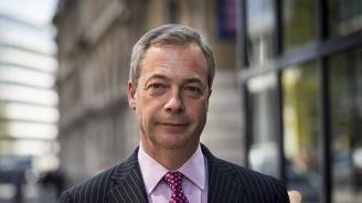 Във Великобритания беше учредена Партия на Брекзита, подкрепяна от Найджъл Фараж