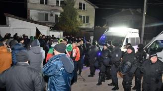 Нов протест във Войводиново