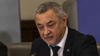 Валери Симеонов номиниран за водач на листата на НФСБ за евроизборите