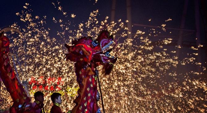 Новогодишните празници в Китай повишиха значително приходите от туризъм