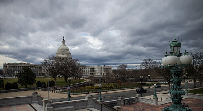 В американския Конгрес постигнаха принципно споразумение за сигурността по границата
