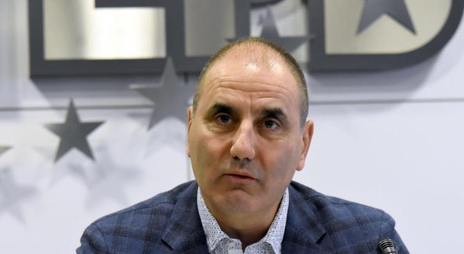 Цветанов ще се срещне с членове и симпатизанти на ПП ГЕРБ в Шумен