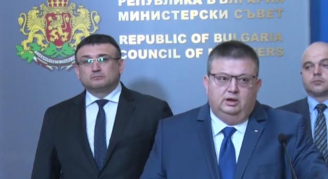 Сотир Цацаров разкри подробности от случая с отравянето на Емилиян Гебрев (снимки+видео)