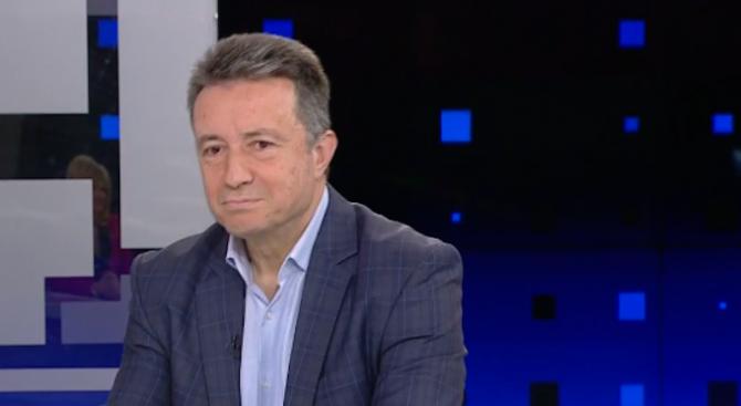 """Янаки Стоилов от БСП с коментар за аферата """"Гебрев"""", Венецуела и Тръмп"""