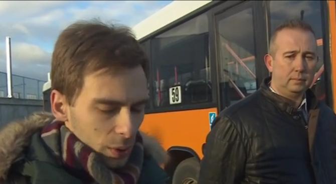 Шофьори от Столичния градски транспорт се оплакват, че полагат робски труд